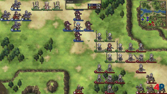 Screenshot - Langrisser 1 & 2 (PC) 92600932