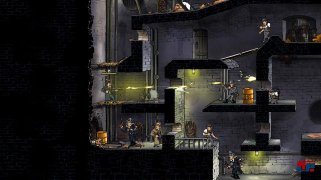 Screenshot - Guns, Gore & Cannoli 2 (PC) 92560609