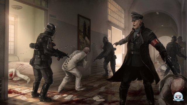 Screenshot - Wolfenstein: The New Order (360) 92460666