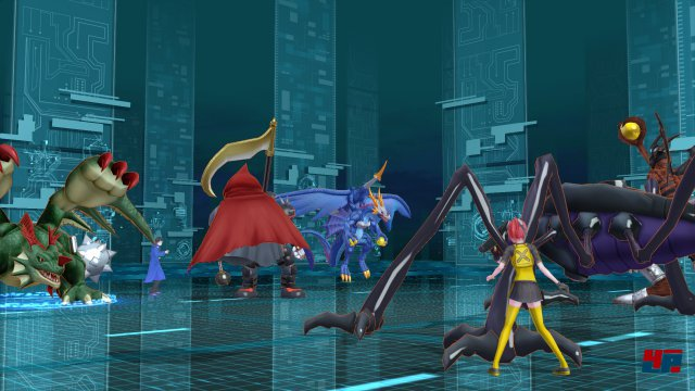Screenshot - Digimon Story: Cyber Sleuth - Hacker's Memory (PS4) 92549665