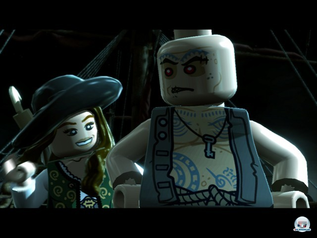 Screenshot - Lego Pirates of the Caribbean - Das Videospiel (360) 2221348