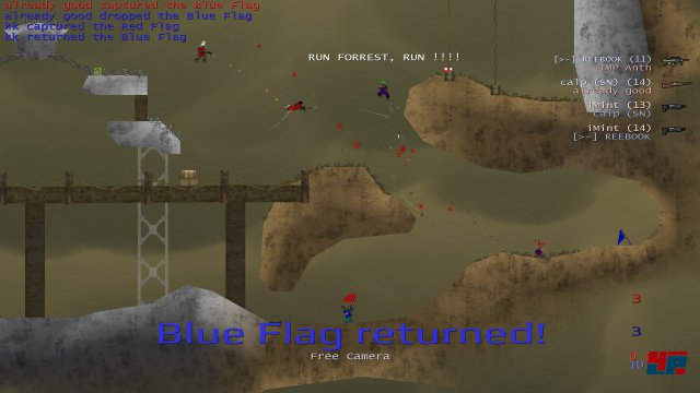 Screenshot - Soldat (PC)