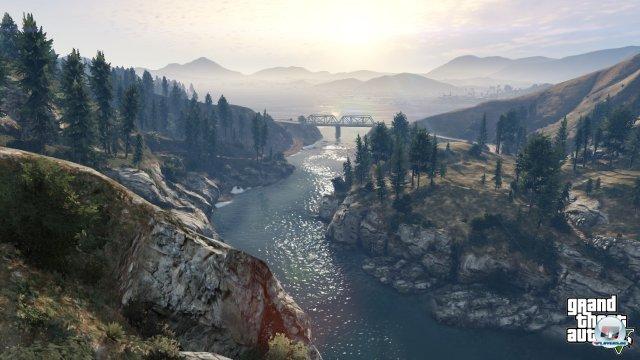 Screenshot - Grand Theft Auto V (360) 92458041