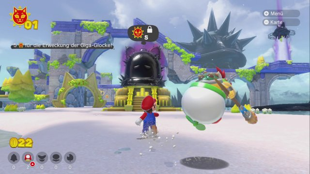 Screenshot - Super Mario 3D World   Bowser's Fury (Switch) 92633284