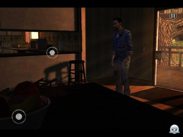 Screenshot - The Walking Dead (iPad) 2379127