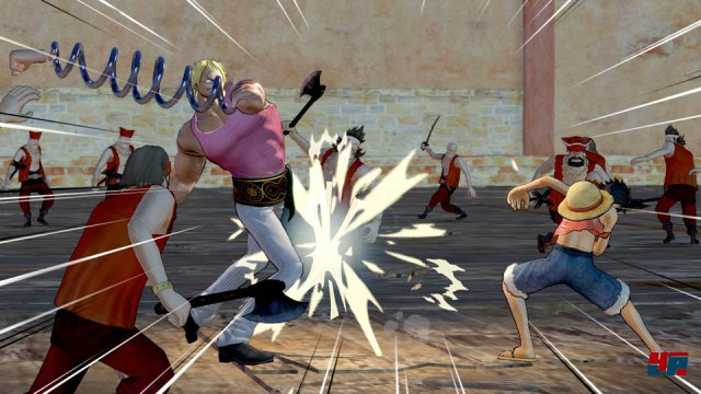 Screenshot - One Piece: Pirate Warriors 3 (PC) 92501464