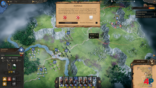 Screenshot - Fantasy General 2: Invasion (PC) 92595673