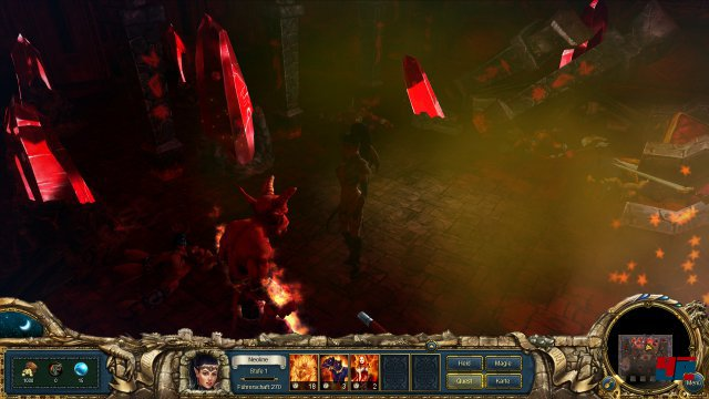Screenshot - King's Bounty: Dark Side (PC) 92487692