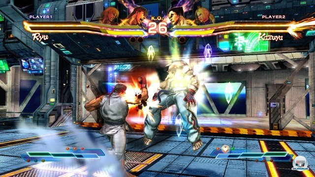 Screenshot - Street Fighter X Tekken (360) 2301787