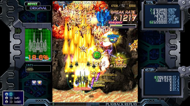 Screenshot - Crimzon Clover - World EXplosion (Switch)