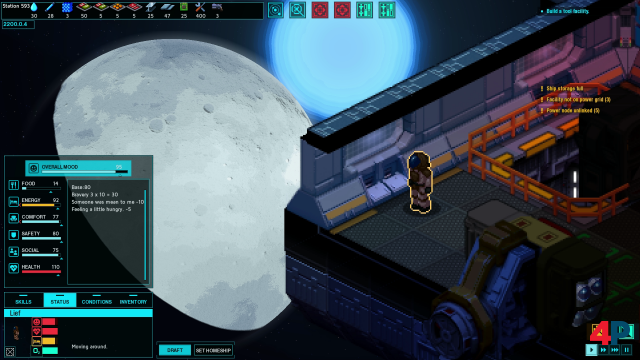 Screenshot - Space Haven (PC) 92613292