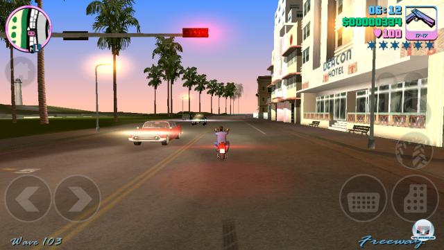 Screenshot - Grand Theft Auto: Vice City (iPhone) 92430582