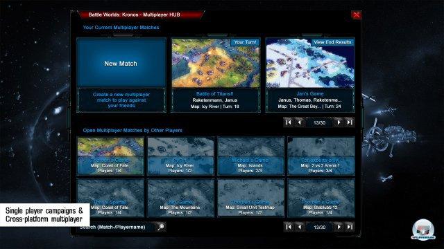 Screenshot - Battle Worlds: Kronos (PC) 92471983