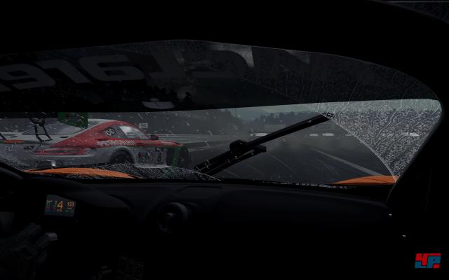 Project Cars 2 wird dynamische Witterungsbedingungen und Tag-/Nachtwechsel bieten.