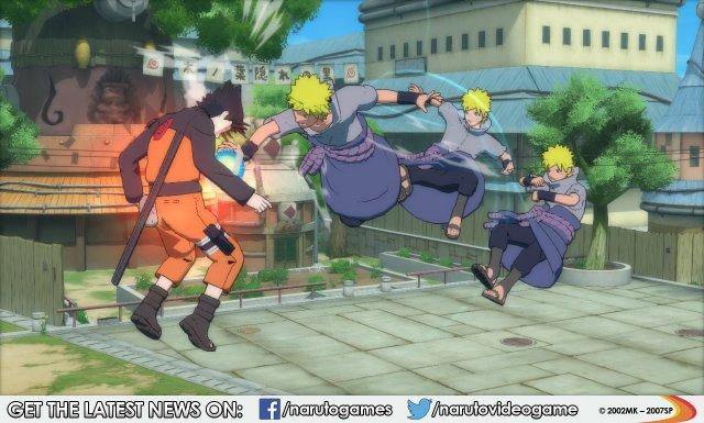 Screenshot - Naruto Shippuden: Ultimate Ninja Storm Revolution (360) 92489154
