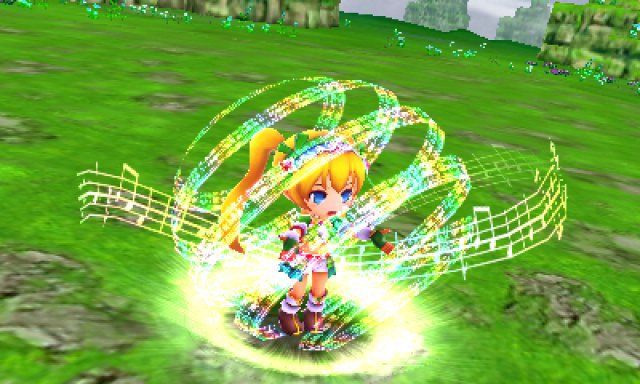 Screenshot - Stella Glow (3DS) 92507791