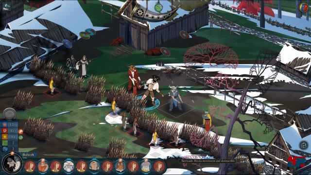 Screenshot - The Banner Saga 2 (PC) 92522826