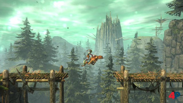 Screenshot - Oddworld: New 'n' Tasty (Switch)
