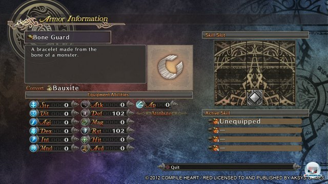 Screenshot - Agarest: Generations of War 2 (PlayStation3) 92403122