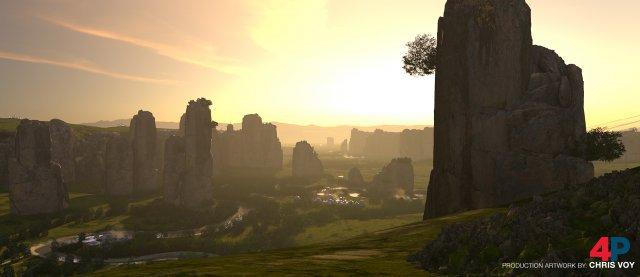 Screenshot - Star Wars: Tales from the Galaxy's Edge (OculusQuest)