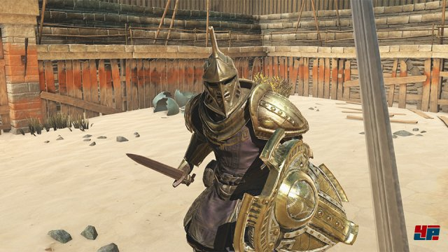 Screenshot - The Elder Scrolls: Blades (Android) 92566801