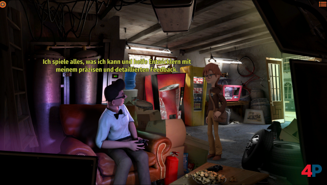 Screenshot - Willy Morgan and the Curse of Bone Town (PC) 92621316