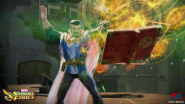 Screenshot - Marvel Strike Force (Android) 92562450