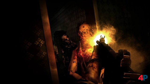 Screenshot - The Walking Dead: Saints & Sinners  (HTCVive)
