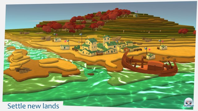 Screenshot - Godus (Android) 92468121