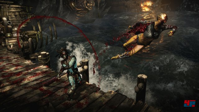 Screenshot - Mortal Kombat X (360) 92484423