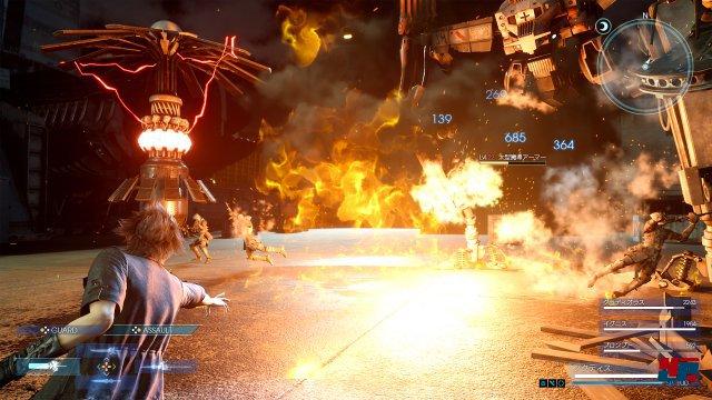 Screenshot - Final Fantasy 15 (PlayStation4) 92519073
