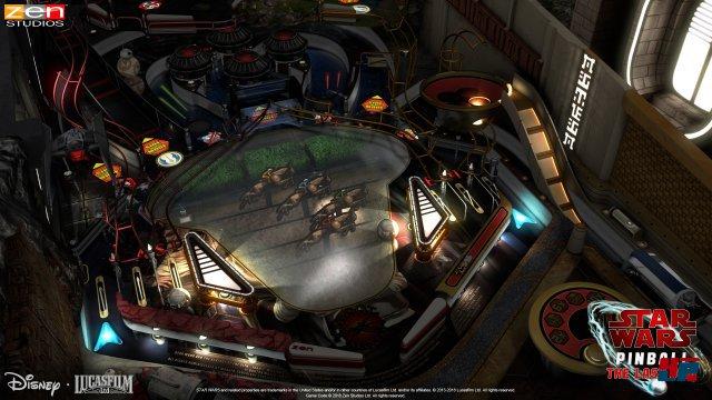 Screenshot - Star Wars Pinball: The Last Jedi (PC) 92563889