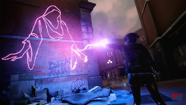 Screenshot - inFamous: First Light (PlayStation4) 92487959