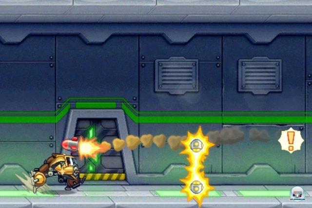 Screenshot - Jetpack Joyride (iPhone) 2296487