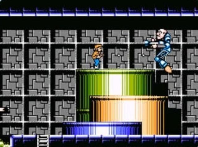 James Bond Jr. - 1992 - NES / SNES<br><br>Zurück zur Action, die seitwärts, diesmal in alle Himmelsrichtungen, übers Bild rutscht. Und nein: James Bond Jr. berichtet nicht von den packenden Pfadfinder-Ausflügen des jungen Agenten - vielmehr ist sein Neffe gemeint, den THQ so in Szene setzte. Warum? Weil ein gleichnamiger Ableger Anfang der 90er Jahre per Roman, Trickfilm und Comic durchstarten wollte. Weit kam er dabei aber nicht. Was im Falle der mäßigen Software wohl zu begrüßen war. 2173943