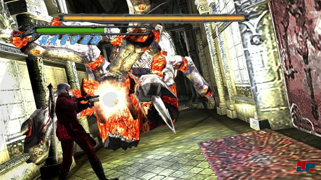 Screenshot - Devil May Cry: HD Collection (PC) 92561105