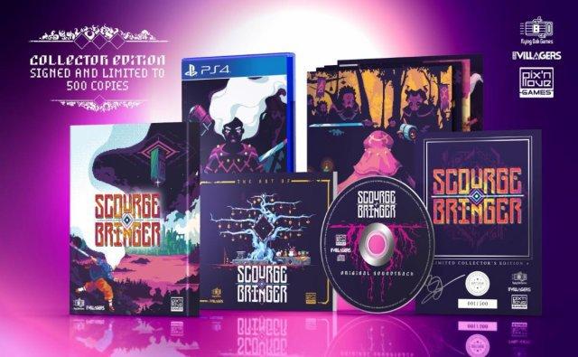 Screenshot - ScourgeBringer (PS4)