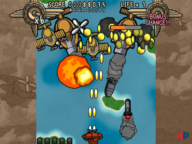 Screenshot - Flying Red Barrel: The Diary of a Little Aviator (PC)