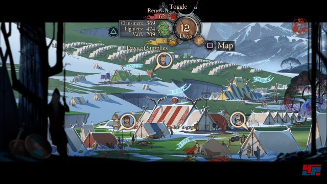 Screenshot - The Banner Saga 2 (PS4) 92529102