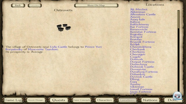 Screenshot - Mount & Blade: With Fire and Sword (PC) 2222227