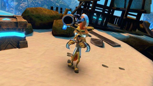 Screenshot - Ven VR Adventure (OculusRift)
