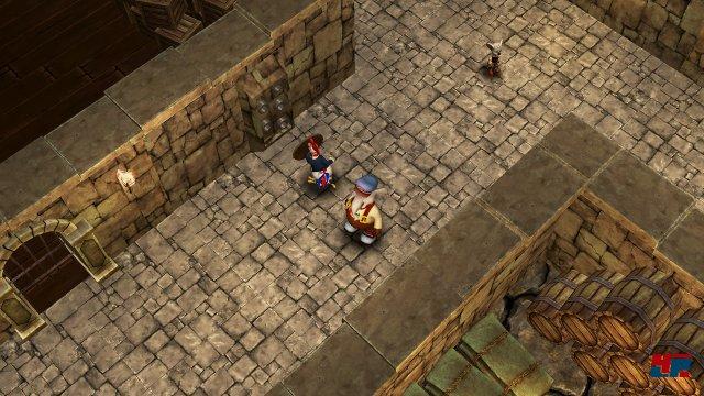 Screenshot - Das geheimnisvolle Labyrinth von Schloss Balthasar (PC)