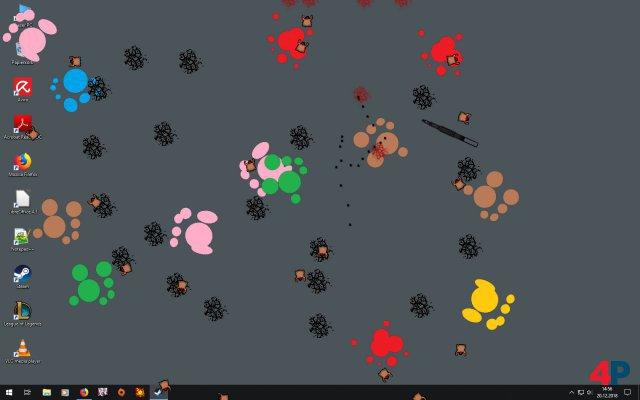 Screenshot - Casual Desktop Game (PC)