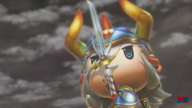 Screenshot - World of Final Fantasy (PlayStation4) 92507745