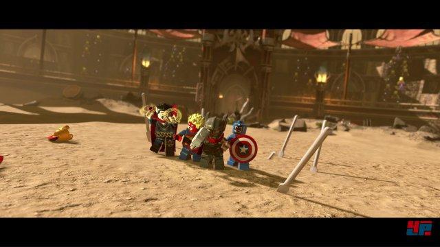 Screenshot - Lego Marvel Super Heroes 2 (PS4)