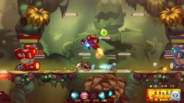 Screenshot - Awesomenauts (PC) 2376517