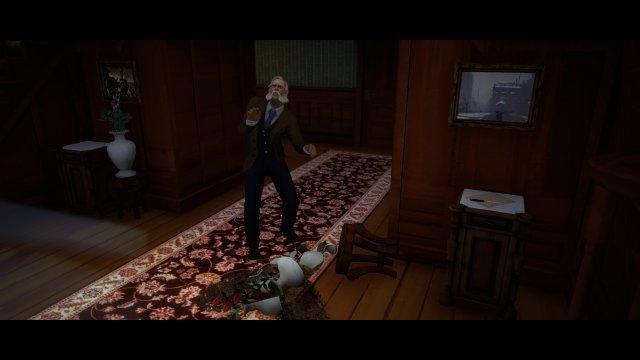 Screenshot - Arkham Horror: Mother's Embrace (PC) 92637832