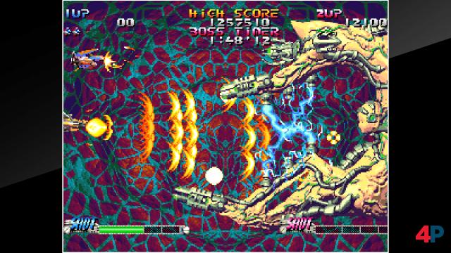 Screenshot - ACA NeoGeo: Blazing Star (PS4) 92610413