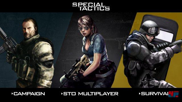 Screenshot - Special Tactics (PC) 92524883