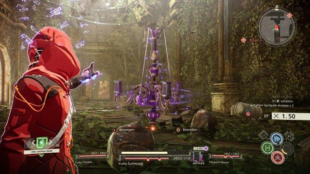 Screenshot - Scarlet Nexus (PlayStation5) 92645781